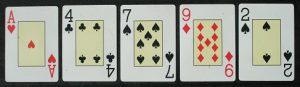 The best high card.